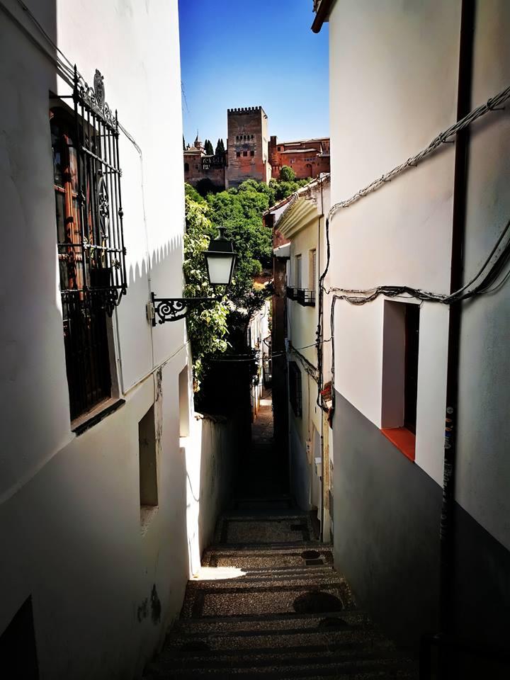 Albaicín, il quartiere arabo a Granada