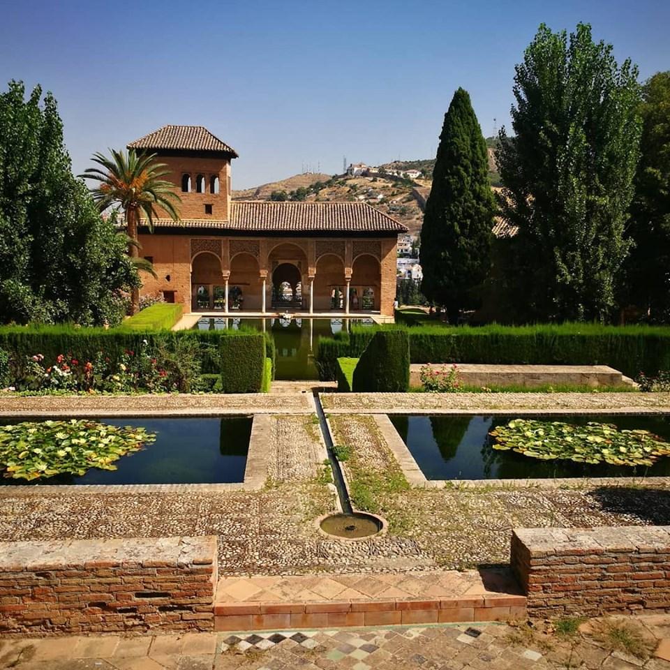 Lorenza Spolaore - I riflessi dell'Alhambra