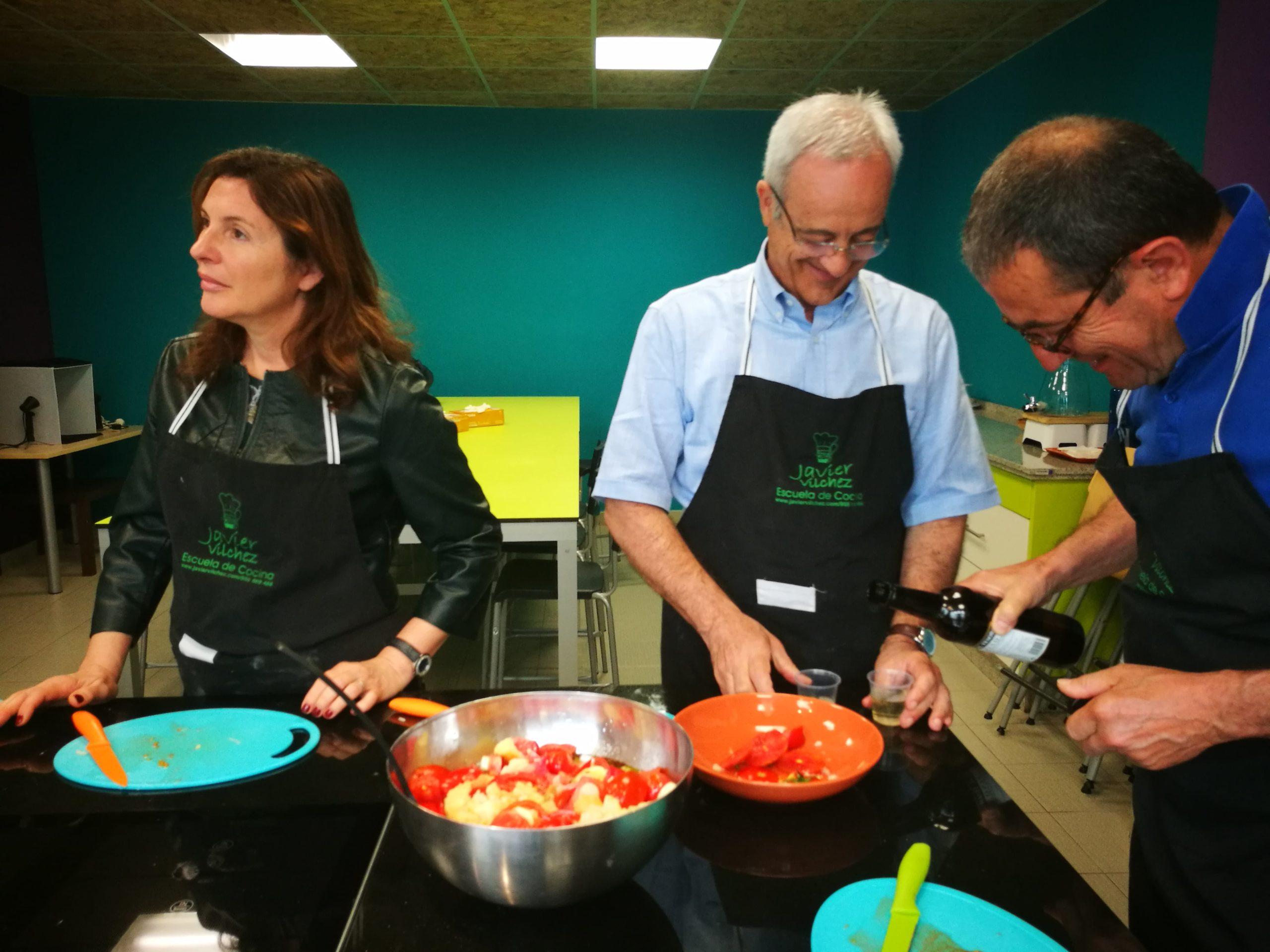 Lorenza Spolaore - Cucina granadina